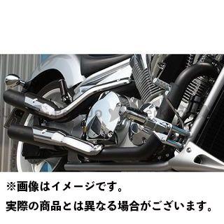 MORIWAKI VT1300CR VT1300CS VT1300CX マフラー本体 Galaxy BLACK マフラー タイプ:WT(ホワイトチタン) モリワキ