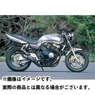 MORIWAKI CB400スーパーフォア(CB400SF) マフラー本体 ONE-PIECE マフラー タイプ:ブラック モリワキ