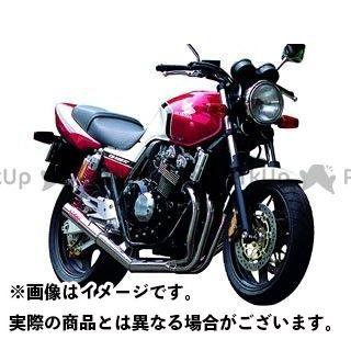 MORIWAKI CB400スーパーフォア(CB400SF) マフラー本体 ONE-PIECE マフラー タイプ:ステンレス モリワキ