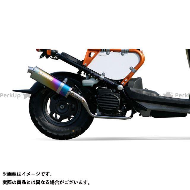 【エントリーで最大P21倍】MORIWAKI ズーマー マフラー本体 ZERO 3S TD ANO FI マフラー モリワキ