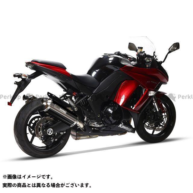 MORIWAKI ニンジャ1000・Z1000SX Z1000 マフラー本体 MXR Twin スリップオンマフラー タイプ:BP(ブラックパール) モリワキ
