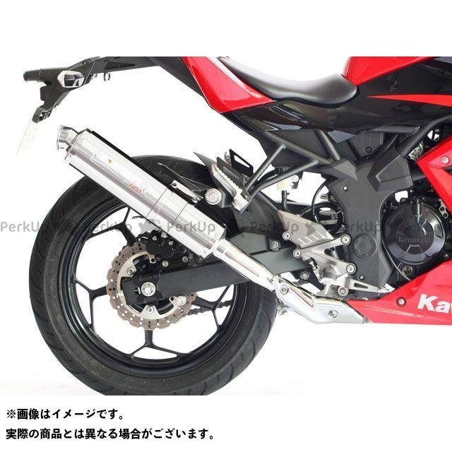 MORIWAKI ニンジャ250SL マフラー本体 ZERO スリップオンマフラー タイプ:ステンレス モリワキ