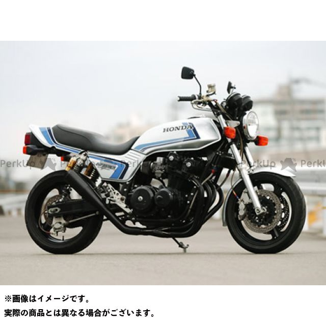 SuperBike CB750F マフラー本体 CB750F -Machine Bend- Type-19F Danger スーパーバイク