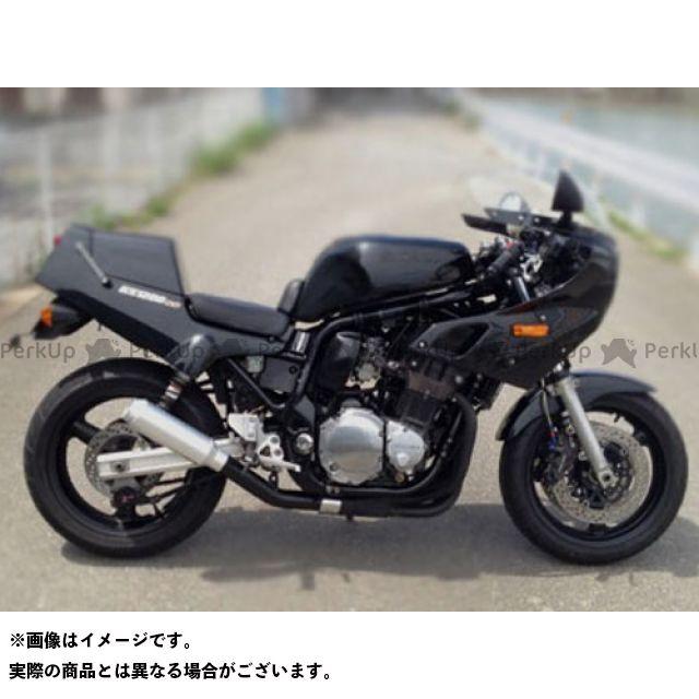 SuperBike GS1200SS マフラー本体 GS1200SS S.P.L スリップオンマフラー
