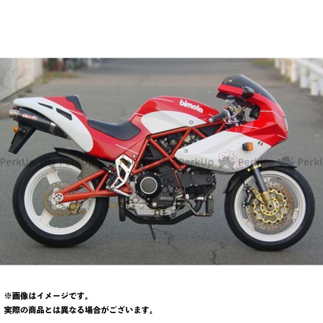 SuperBike db-2 マフラー本体 bimota db2 S.P.Lシリーズ スリップオンマフラー 仕様:チタン/チタン スーパーバイク
