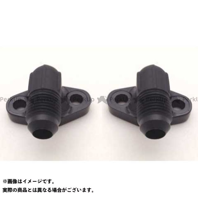 SuperBike 汎用 エンジンカバー関連パーツ スズキ油冷E/G用オイル取り出し口 ヘッドカバー側(2個セット)