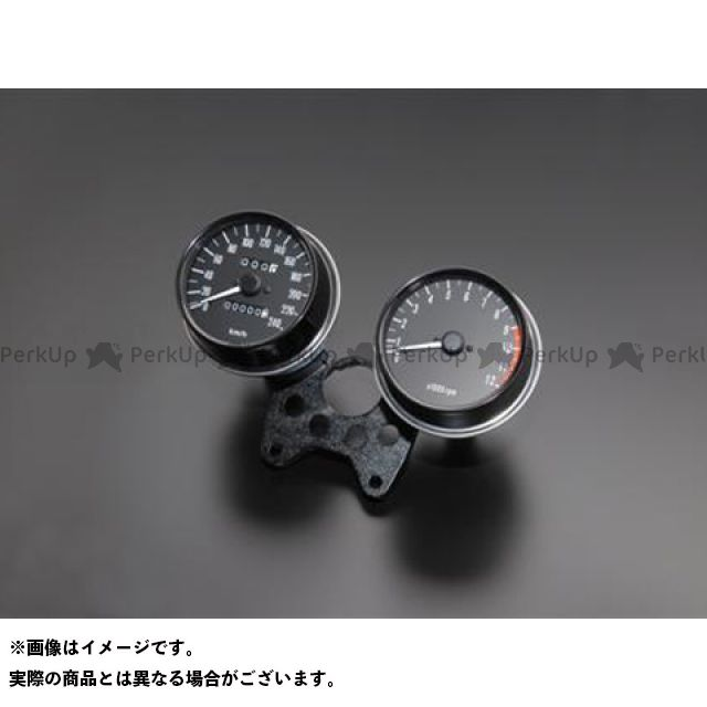【エントリーでポイント10倍】 ドレミ Z1・900スーパー4 スピードメーター Z1初期メーターAssy(ブラケット付き)