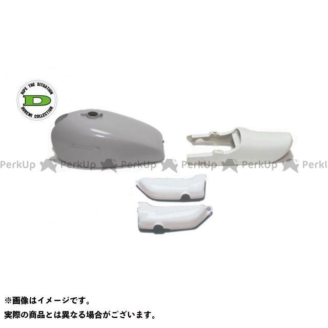 DOREMI COLLECTION Z1000 Z750フォア 外装セット D1RSタイプ タンクセット(ペイントベース) ドレミ