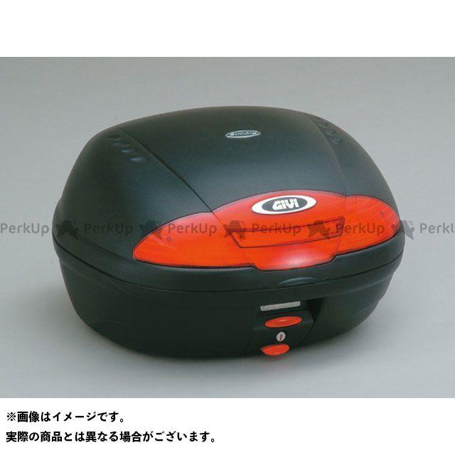 GIVI ツーリング用ボックス モノロックケース E450 SIMPLY2シリーズ(ストップランプ無し) E450N/未塗装ブラック ジビ