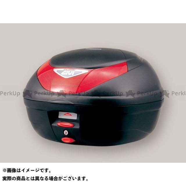 【エントリーで更にP5倍】GIVI ツーリング用ボックス モノロックケース FLOWシリーズ(ストップランプ無し) タイプ:未塗装ブラック ジビ