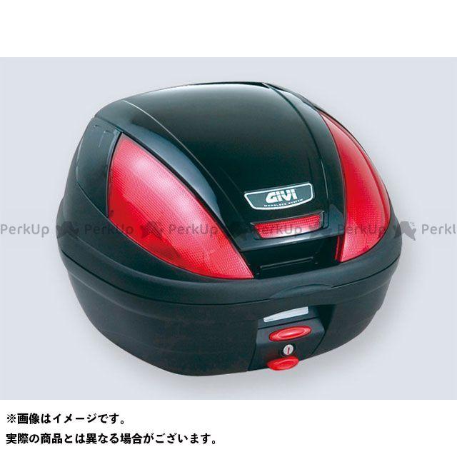 GIVI NC700X NC750X 汎用 ツーリング用ボックス モノロックケース E370シリーズ(ストップランプ無し) タイプ:ブラック塗装 ジビ