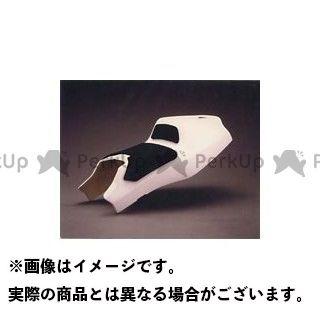才谷屋ファクトリー TZR50 カウル・エアロ シングルシート/TYPE2 仕様:ストリート カラー:白ゲル 才谷屋