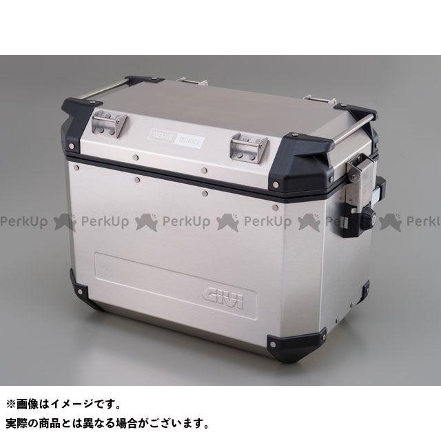 GIVI ツーリング用ボックス サイドケース TREKKER OUTBACKシリーズ(左右セット) 48L タイプ:OBK48APACK2 ジビ