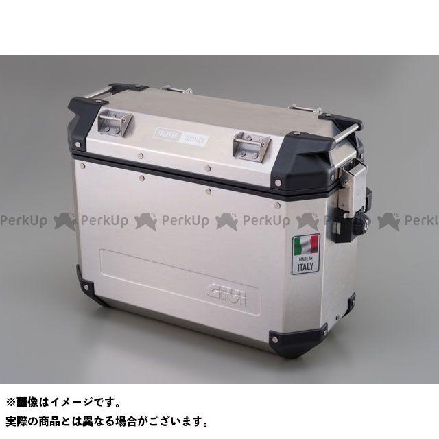 GIVI ツーリング用ボックス サイドケース TREKKER OUTBACKシリーズ(左右セット) 37L タイプ:OBK37APACK2 ジビ