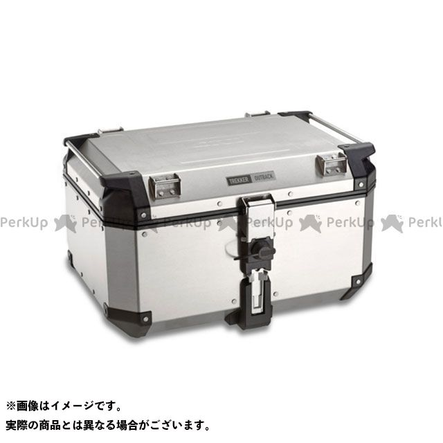 GIVI ツーリング用ボックス モノキーケース TREKKER OUTBACKシリーズ(ストップランプ無し) 58L タイプ:OBK58AD ジビ