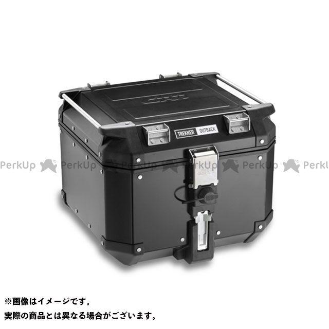 GIVI NC700X NC750X 汎用 ツーリング用ボックス モノキーケース TREKKER OUTBACKシリーズ(ストップランプ無し) 42L タイプ:OBK42BD/ ブラックライン ジビ