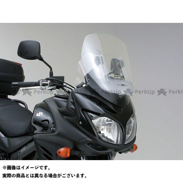 GIVI Vストローム650 スクリーン関連パーツ AF3101 可変スクリーン(クリアー) ジビ