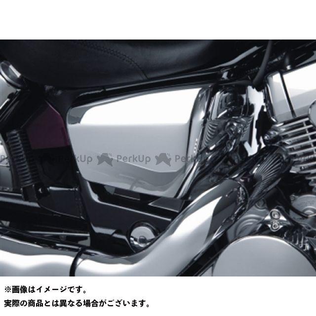 KENTEC シャドウ750 カウル・エアロ SHADOW750 メッキサイドカバーセット ケンテック