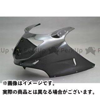 A-TECH CBR1100XXスーパーブラックバード カウル・エアロ アッパーカウル FRP/白 エーテック