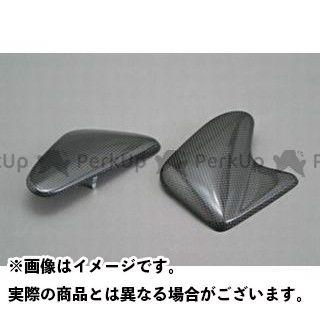 A-TECH CBR1100XXスーパーブラックバード その他外装関連パーツ ヒールガード タイプ:左右セット 材質:カーボンケブラー エーテック