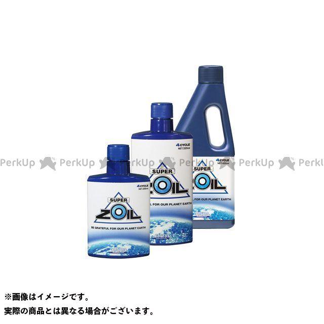 4cycle 4サイクルエンジン用 SUPER ECO オイル添加剤 スーパーゾイル for スーパーゾイル 容量:320ml ZOIL