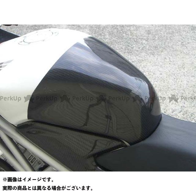A-TECH VTR250 タンク関連パーツ タンクパット タイプR 材質:カーボンケブラー エーテック