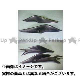 A-TECH CBR250R カウル・エアロ シートカウル 左右セット 材質:カーボン エーテック