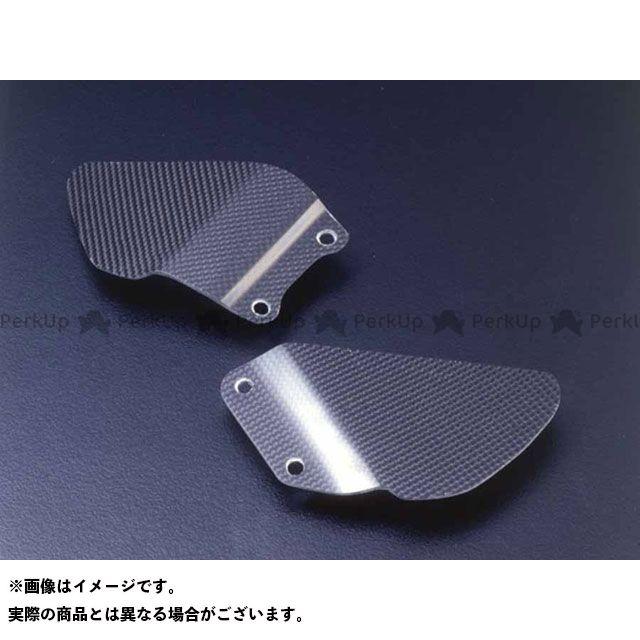 A-TECH CBR900RRファイヤーブレード その他外装関連パーツ ヒールガード タイプ:左右セット 材質:カーボンケブラー エーテック