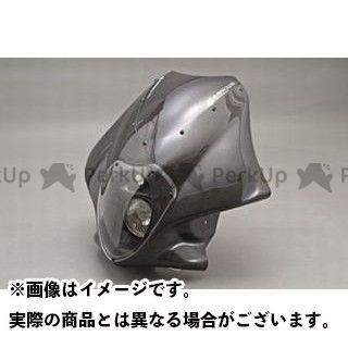 A-TECH CB1300スーパーフォア(CB1300SF) カウル・エアロ ビキニカウル ルナソーレ スモーククリーン付 材質:FRP/白 エーテック