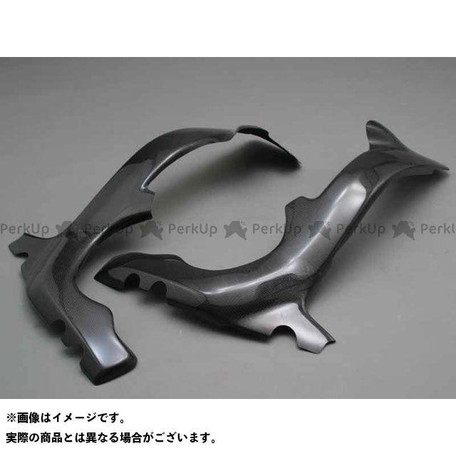 A-TECH CBR1000RRファイヤーブレード マフラーカバー・ヒートガード フレームヒートガード タイプ:右側 材質:FRP/黒 エーテック