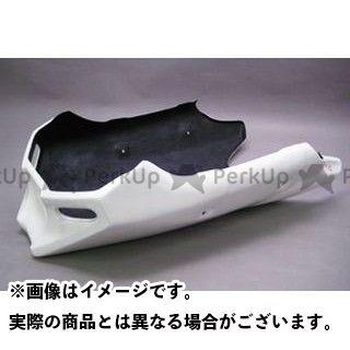 A-TECH CB1000スーパーフォア(CB1000SF) カウル・エアロ アンダーカウル 材質:FRP/白 エーテック