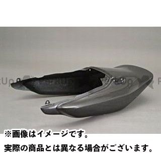 A-TECH CB1300スーパーフォア(CB1300SF) カウル・エアロ シートカウル 材質:FRP/白 エーテック