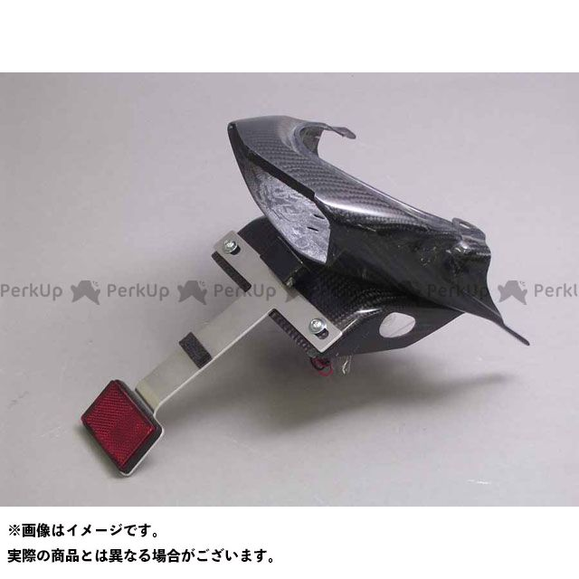 【エントリーで最大P21倍】A-TECH ニンジャ250R フェンダー フェンダーレスキット 材質:カーボンケブラー エーテック