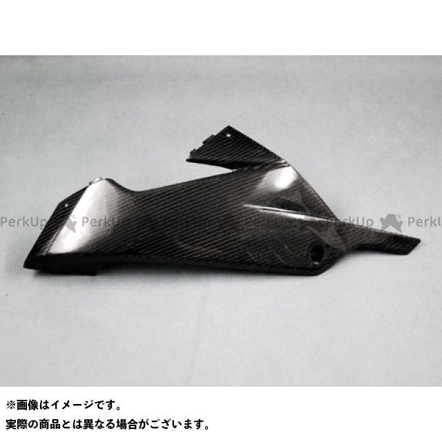 A-TECH ニンジャ250 カウル・エアロ アンダーカウル 左右セット 材質:FRP/黒 エーテック