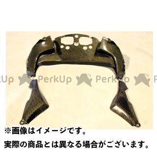 送料無料 A-TECH ニンジャ400R ハンドル周辺パーツ ダッシュパネル カーボンケブラー