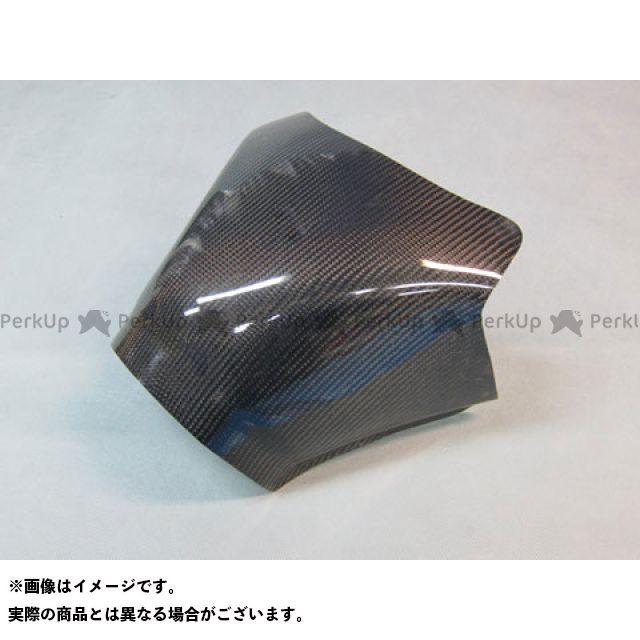A-TECH ニンジャ400 ニンジャ650 タンク関連パーツ タンクパッド タイプS 材質:FRP/黒 エーテック