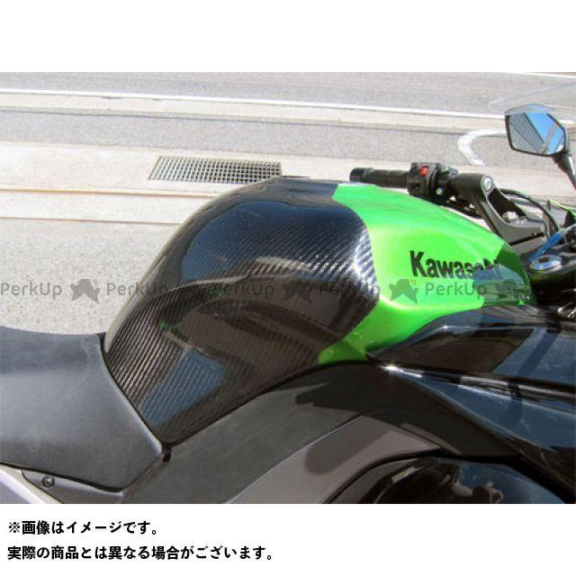 A-TECH ニンジャ1000・Z1000SX タンク関連パーツ タンクパッド タイプR 材質:綾織カーボン エーテック