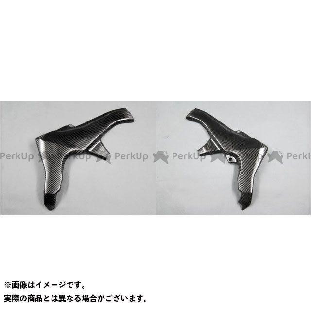 A-TECH ニンジャ1000・Z1000SX マフラーカバー・ヒートガード フレームヒートガード 左右セット 材質:カーボンケブラー エーテック