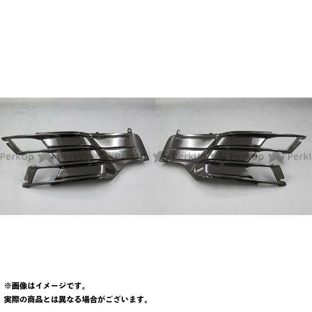 【エントリーで最大P23倍】A-TECH ニンジャZX-14R カウル・エアロ サイドカウルフィン 左右セット 材質:ドライカーボン エーテック