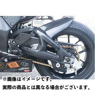 A-TECH ニンジャZX-10R チェーン関連パーツ チェーンガード 材質:平織カーボン エーテック