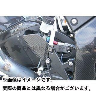 A-TECH ニンジャZX-10R その他外装関連パーツ ヒールガード 材質:ドライカーボン エーテック