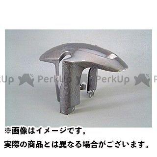 A-TECH Dトラッカー フェンダー 倒立フロントフェンダー 材質:FRP/黒 エーテック