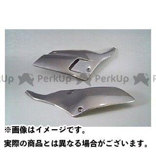 A-TECH Dトラッカー カウル・エアロ サイドカバー SPL タイプ:左右セット 材質:FRP/黒 エーテック