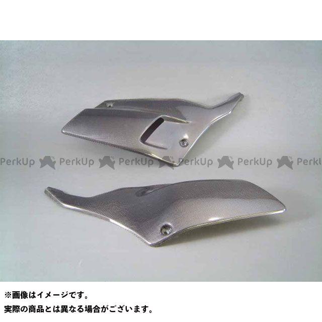 【エントリーで更にP5倍】A-TECH Dトラッカー カウル・エアロ サイドカバー SPL タイプ:左側 材質:FRP/白 エーテック
