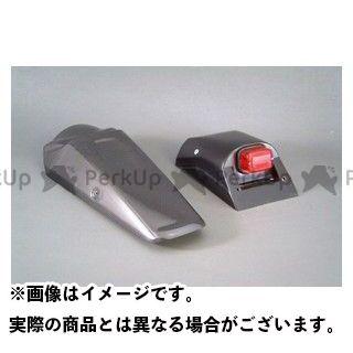 【エントリーで最大P21倍】A-TECH Dトラッカー テール関連パーツ テールフェンダーキット テールランプ付 材質:FRP/黒 エーテック
