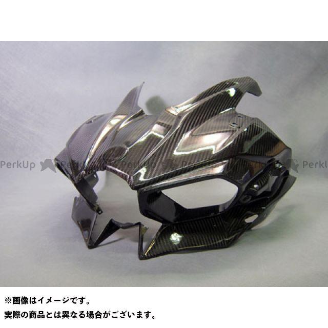 【無料雑誌付き】A-TECH ニンジャH2(カーボン) カウル・エアロ アッパーカウル STD 材質:平織ドライカーボン エーテック