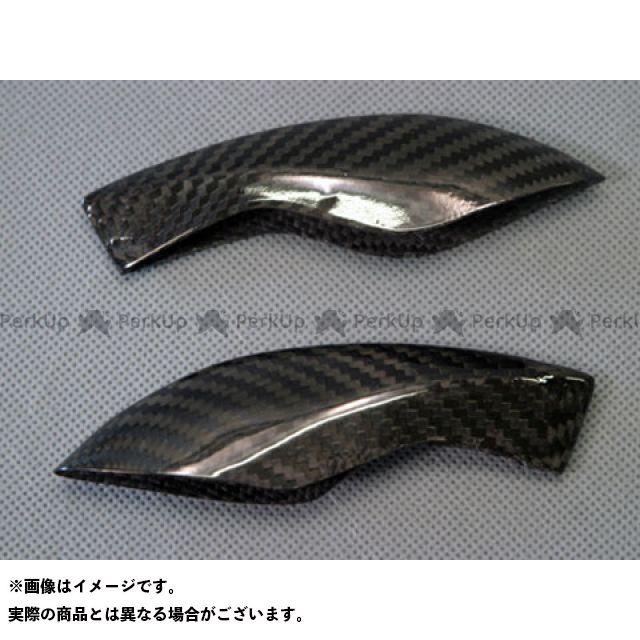A-TECH ニンジャH2(カーボン) カウル・エアロ サイドカウルウイング STD 左右セット 開繊ドライカーボン エーテック