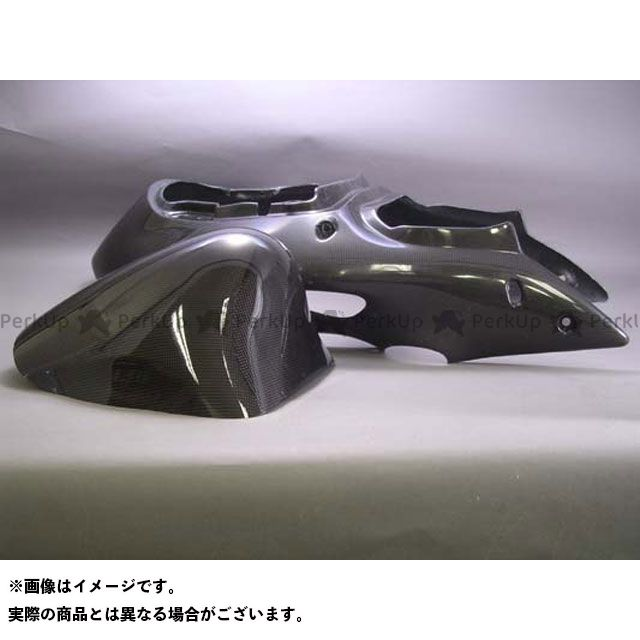 A-TECH 隼 ハヤブサ ドレスアップ・カバー タンデムシートカバー 材質:FRP/白 エーテック