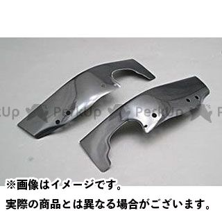 A-TECH YZF-R1 マフラーカバー・ヒートガード フレームヒートガード 左右セット 材質:綾織カーボン エーテック