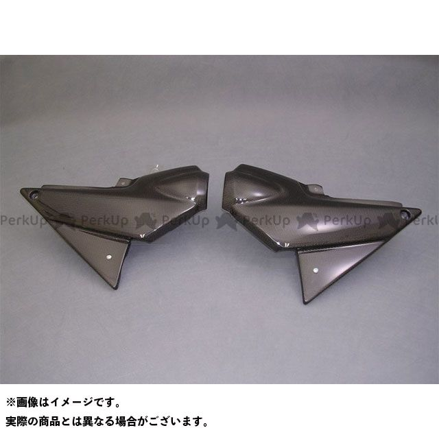 A-TECH XJR1300 カウル・エアロ サイドカバーSPL 左右セット 材質:カーボン エーテック